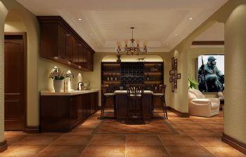 295平别墅欧式古典风设计图欧式餐厅装修图片