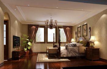 295平别墅欧式古典风设计图欧式卧室装修图片