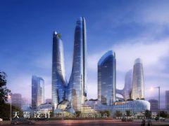 一站式福建城市综合体设计服务案例