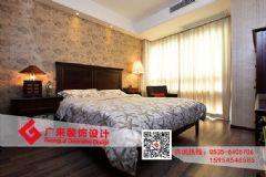 金象泰·吉祥家园三居室中西合璧美居混搭卧室装修图片