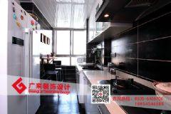 金象泰·吉祥家园三居室中西合璧美居混搭厨房装修图片