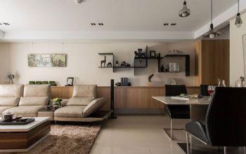 98平北欧风装修图片欧式客厅装修图片