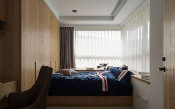 98平北欧风装修图片欧式儿童房装修图片