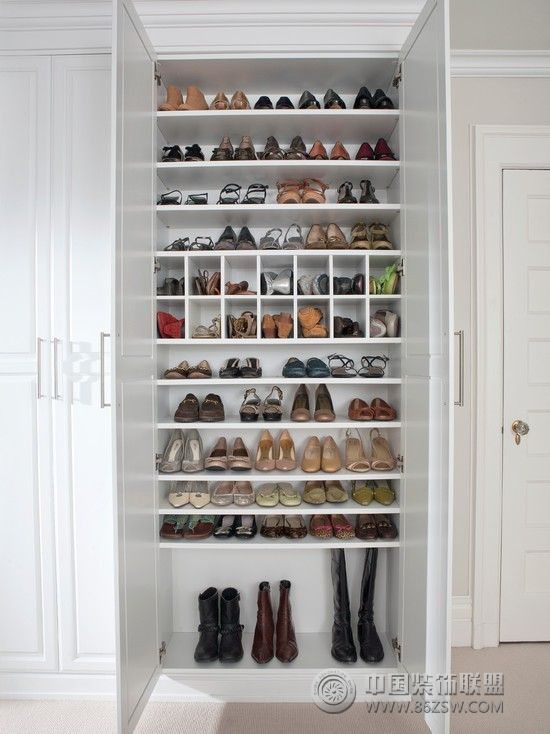 for Closet para zapatos modernos