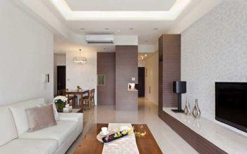 102平现代创意收纳洋溢美家现代客厅装修图片