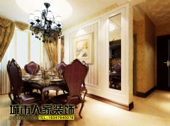 中海欧式家装风格案例欧式客厅装修图片