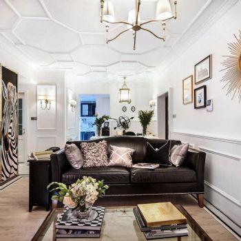99平欧式风格装修案例欧式客厅装修图片
