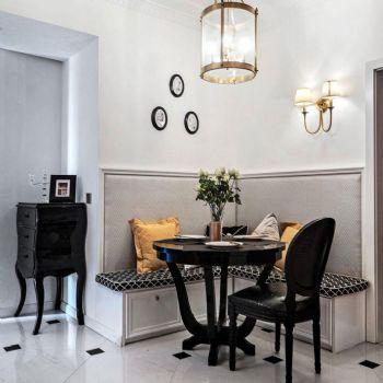 99平欧式风格装修案例欧式餐厅装修图片