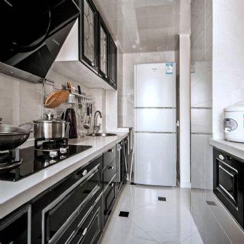 99平欧式风格装修案例欧式厨房装修图片