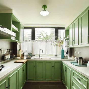实用厨房设计方案现代装修图片