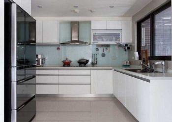 132平欧式风装修案例欣赏欧式厨房装修图片