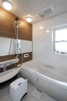 88平日式小清新美家欣赏现代卫生间装修图片