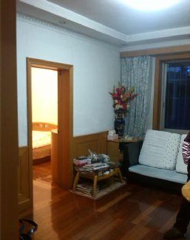 110平二居美式风装修案例欣赏美式客厅装修图片