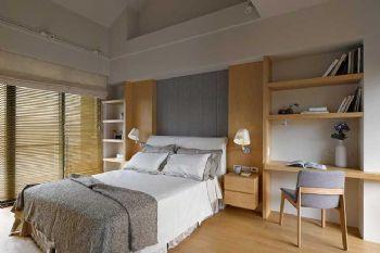 100平北欧风大户型装修案例欣赏欧式卧室装修图片
