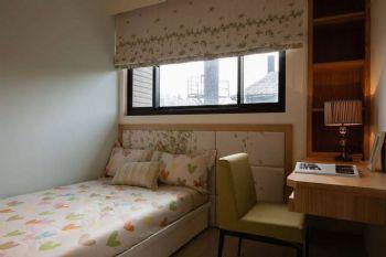 62平现代两居风格装修案例现代儿童房装修图片