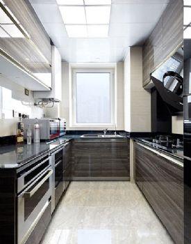 小户型厨房经典设计方案现代厨房装修图片