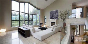 300平别墅现代风演绎简洁的美居现代客厅装修图片