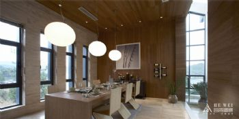 300平别墅现代风演绎简洁的美居现代其它装修图片