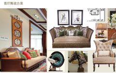 华侨城豪宅的施工方案欣赏美式其它装修图片