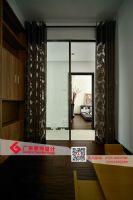 东尚蓝湾三居室现代简约装修案例简约客厅装修图片