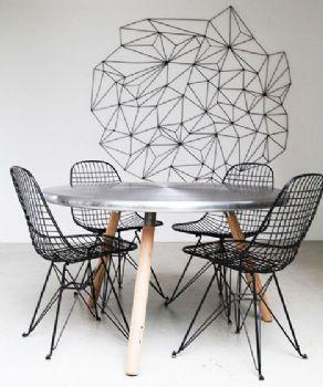 各种风格大集合之餐厅设计案例现代餐厅装修图片