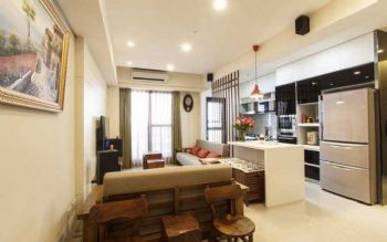92平日式实木装修图片现代客厅装修图片