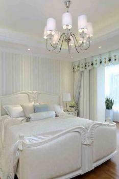 260平美式别墅风装修案例美式卧室装修图片