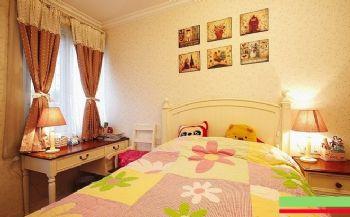 让孩子一见就喜欢的儿童房设计方案儿童房装修图片
