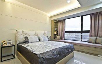 112平简约美式装修案例美式卧室装修图片