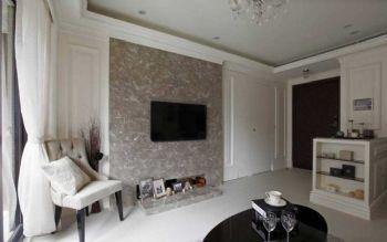 客厅电视背景墙设计案例客厅装修图片