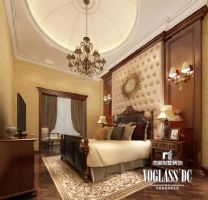 清溪玫瑰园欧式风格案例欧式卧室装修图片