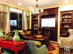软装配饰纳帕溪谷精装楼王最前卫的设计美式风格美式客厅装修图片