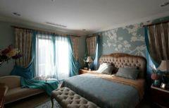 软装配饰纳帕溪谷精装楼王最前卫的设计美式风格美式卧室装修图片