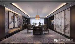 门庭赫奕中式风别墅装修设计中式客厅装修图片