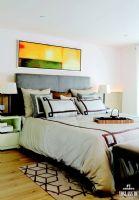 不一样的现代简约风格别墅现代卧室装修图片