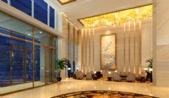 海逸国际酒店装修案例欣赏酒店装修图片