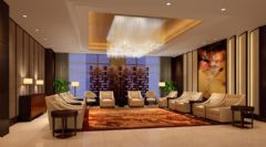 海逸国际酒店装修案例欣赏