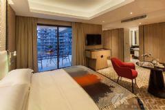 武汉精品酒店装修设计欣赏酒店装修图片