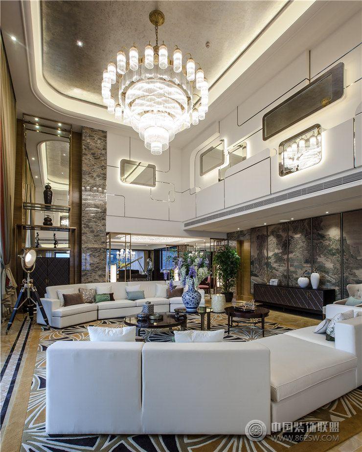 中海银海湾样板房酒店装修案例-酒店装修图片