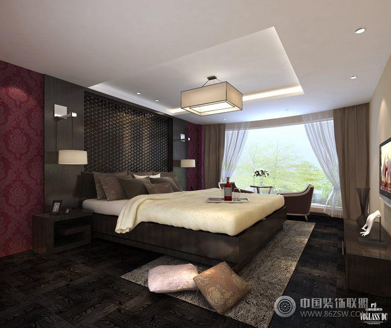 中式装修效果图 成都尚层装饰别墅装修推荐中国古典