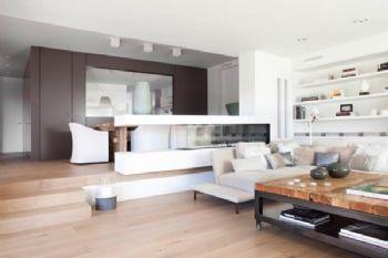 120平简欧时尚公寓设计图片