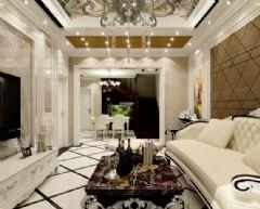 艺峰装饰欧式风格设计欧式风格别墅