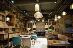 会客Chen咖啡厅装修图片