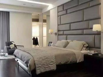 超惊艳卧室背景墙效果图