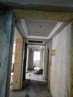万科龙庭美式中户型装修案例美式风格三居室