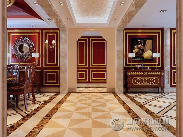 欧式风客厅装修图片欧式风格客厅装修效果图