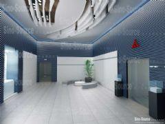 天士力美国FDA认证项目大厅装修图片