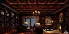重燃老上海的经典与复旧装修图片古典风格别墅