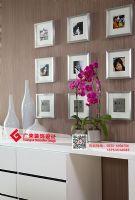 万象城现代简约三室两厅实景图现代风格三居室