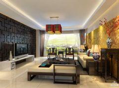 中式简约淡雅之美中国院子中式风格别墅